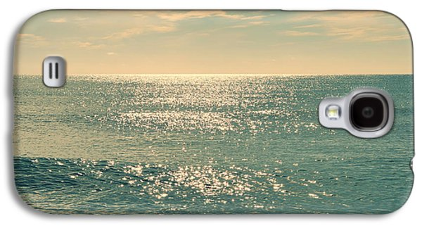 Sea Of Tranquility Galaxy S4 Case by Laura Fasulo