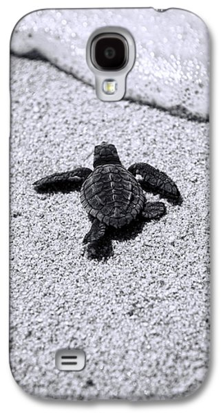 Sea Turtle Galaxy S4 Case by Sebastian Musial