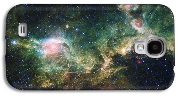 Seagull Nebula Galaxy S4 Case