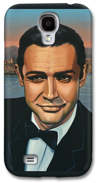 Sean Connery As James Bond Galaxy S4 Case