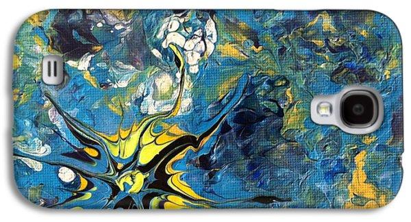 Sea's Create Galaxy S4 Case by Mohala Johnson