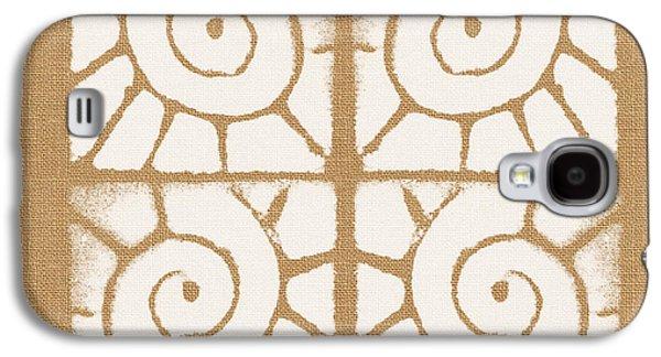 Seashell Tiles Galaxy S4 Case