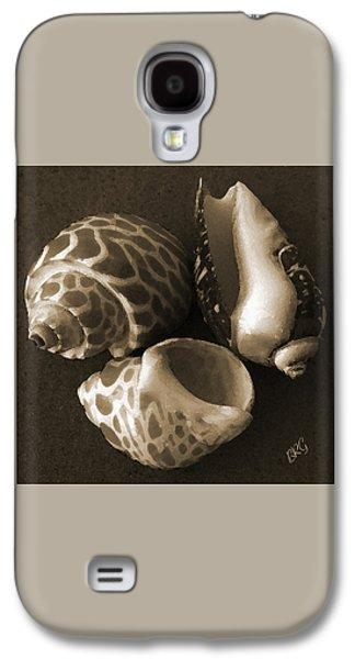 Seashells Spectacular No 1 Galaxy S4 Case by Ben and Raisa Gertsberg