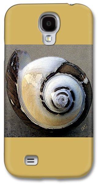 Seashells Spectacular No 3 Galaxy S4 Case