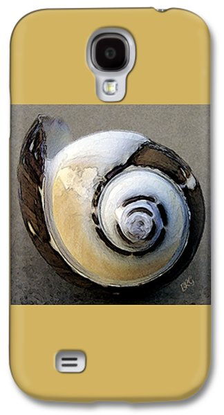 Seashells Spectacular No 3 Galaxy S4 Case by Ben and Raisa Gertsberg