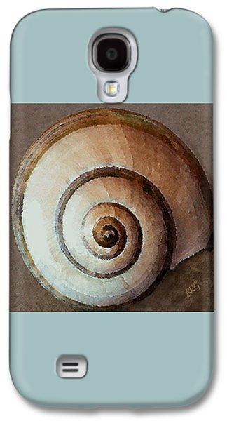 Seashells Spectacular No 34 Galaxy S4 Case by Ben and Raisa Gertsberg