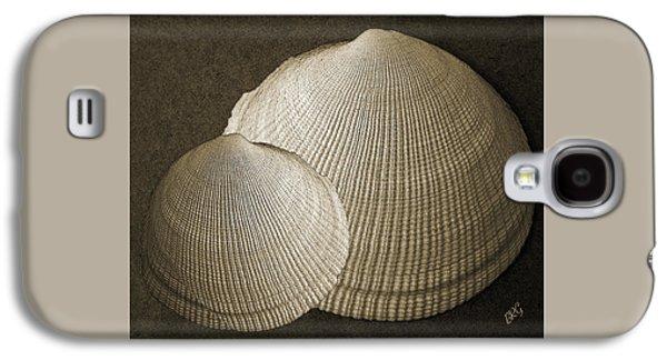 Seashells Spectacular No 8 Galaxy S4 Case by Ben and Raisa Gertsberg
