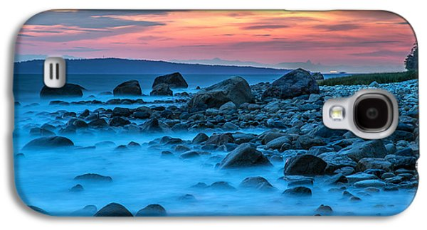 Seashore Sunset Galaxy S4 Case by Pierre Leclerc Photography