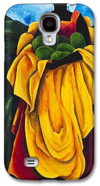 Season Avocado Galaxy S4 Case by Patricia Brintle
