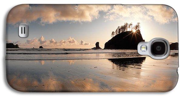 Second Beach Galaxy S4 Case by Leland D Howard