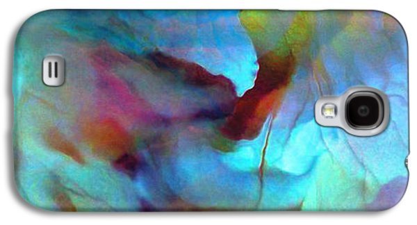 Secret Garden - Abstract Art Galaxy S4 Case