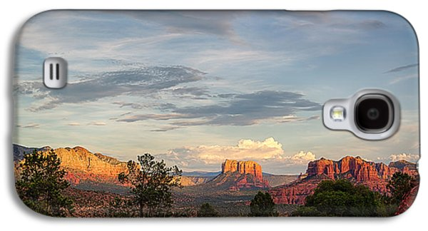 Sedona Arizona Allure Of The Red Rocks - American Desert Southwest Galaxy S4 Case by Silvio Ligutti