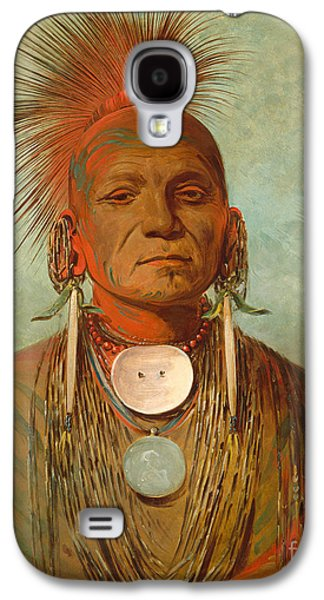 See Non Ty A An Iowa Medicine Man Galaxy S4 Case