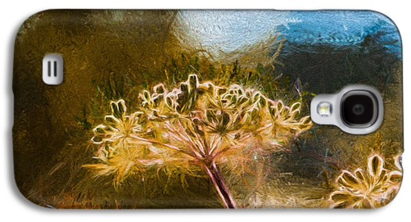 Seeds Imp - Artistic Presentation Of Seeds Waiting To Leave A Plant Galaxy S4 Case