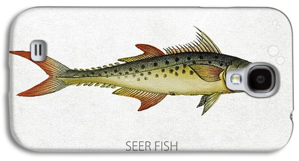 Seer Fish Galaxy S4 Case