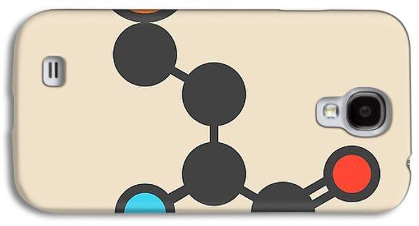 Selenomethionine Amino Acid Molecule Galaxy S4 Case