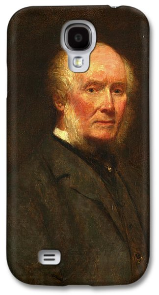 Self-portrait At The Age Of 83 Signed And Dated Galaxy S4 Case by Litz Collection