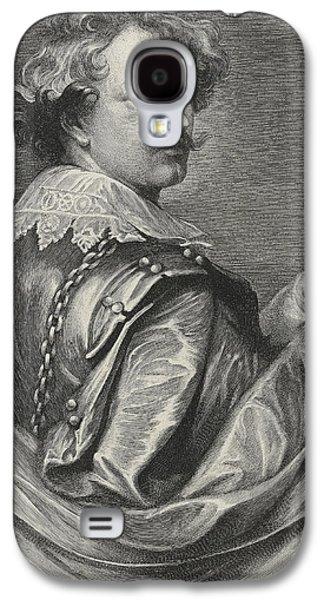 Self Portrait Galaxy S4 Case by Sir Anthony van Dyck