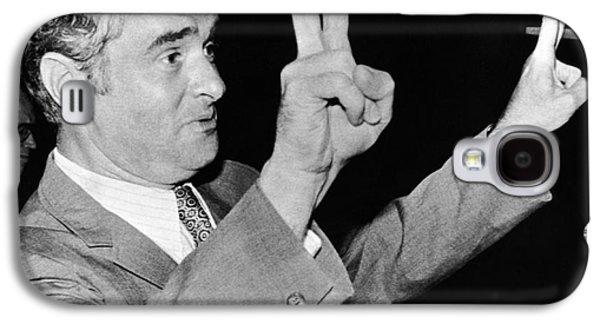 Senator Thomas Eagleton Galaxy S4 Case by Underwood Archives