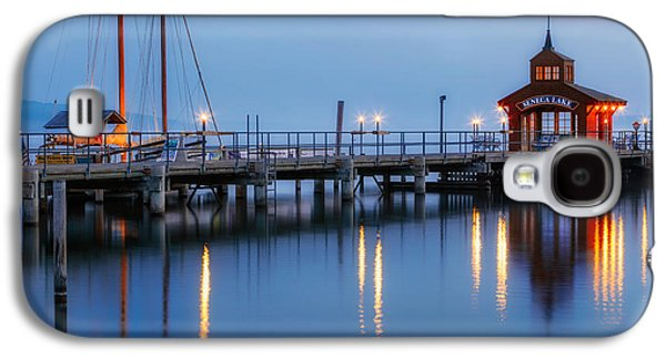Seneca Lake Galaxy S4 Case by Bill Wakeley