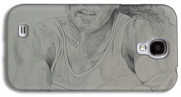 Serena Williams Galaxy S4 Case