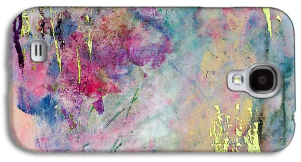 Serene Mist Encaustic Galaxy S4 Case by Bellesouth Studio