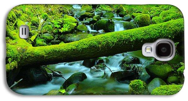 Serenity On The Rocks Galaxy S4 Case