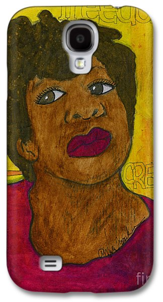 Seriously Galaxy S4 Case by Angela L Walker