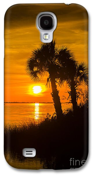 Settting Sun Galaxy S4 Case by Marvin Spates