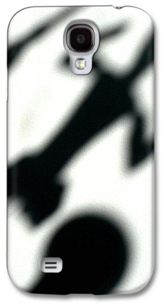 Shadow Art Galaxy S4 Case