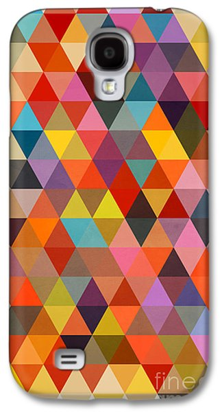 Shapes Galaxy S4 Case by Mark Ashkenazi