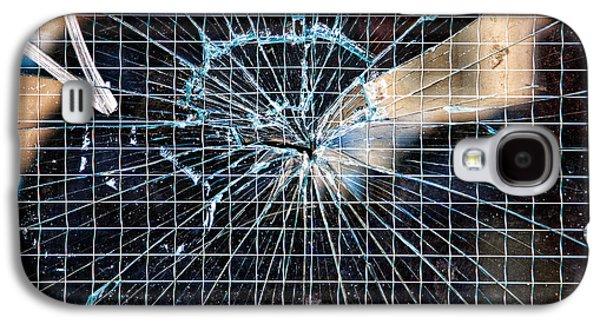 Shattered But Not Broken Galaxy S4 Case