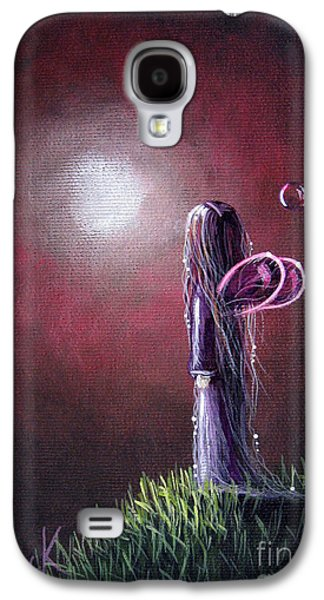 She Is In The Arms Of Heaven By Shawna Erback Galaxy S4 Case by Shawna Erback