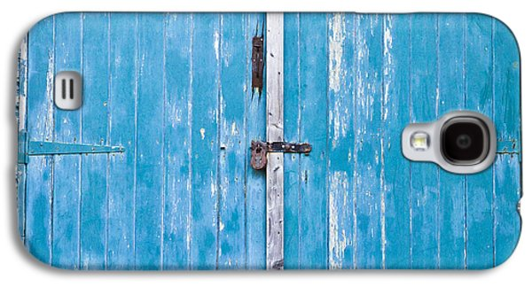 Shed Door Galaxy S4 Case by Tom Gowanlock