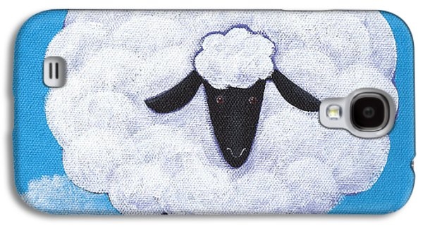 Sheep Nursery Art Galaxy S4 Case
