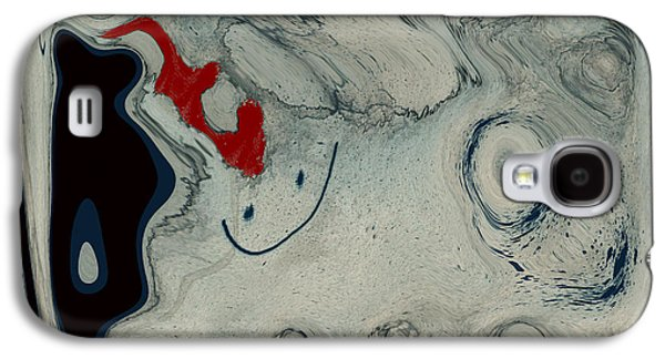 Sheep Or Not So - Bl04h01 Galaxy S4 Case by Variance Collections
