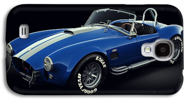Shelby Cobra 427 - Bolt Galaxy S4 Case by Marc Orphanos