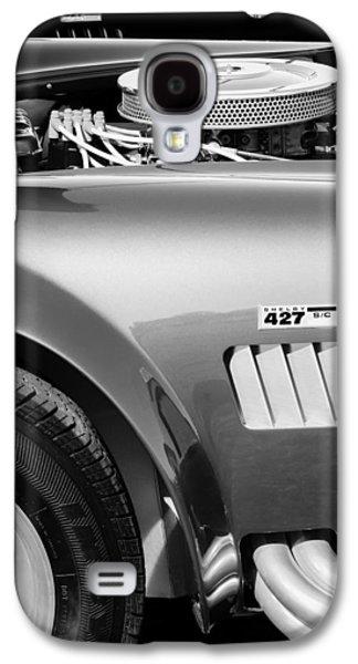 Shelby Cobra 427 Engine Galaxy S4 Case by Jill Reger