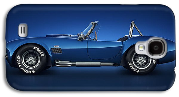 Shelby Cobra 427 - Water Snake Galaxy S4 Case by Marc Orphanos