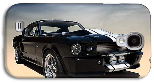 Cobra Galaxy S4 Case - Shelby Super Snake by Douglas Pittman