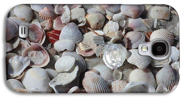 Shells On Treasure Island Galaxy S4 Case