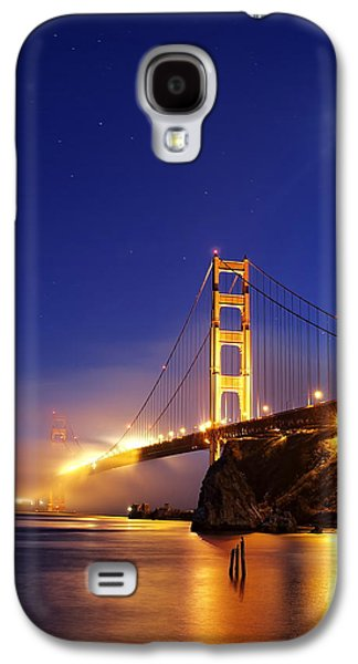 Shine On... Galaxy S4 Case by Sean Foster