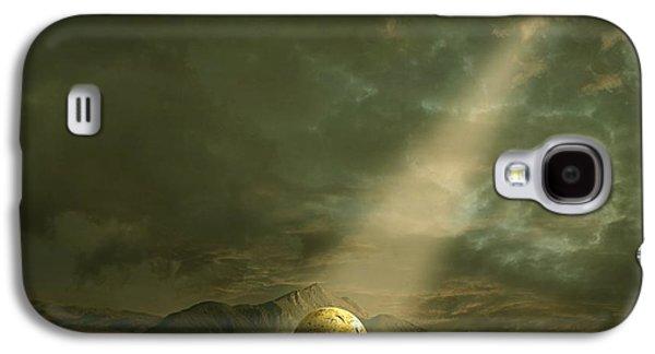 Shining Galaxy S4 Case by Franziskus Pfleghart