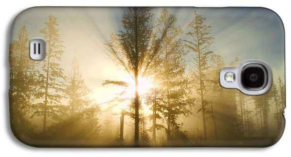 Shining Through Galaxy S4 Case by Peggy Collins