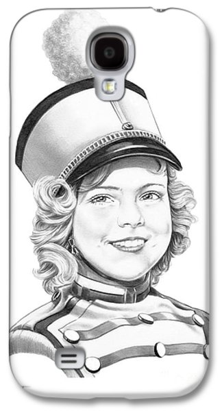 Shirley Temple Galaxy S4 Case by Murphy Elliott
