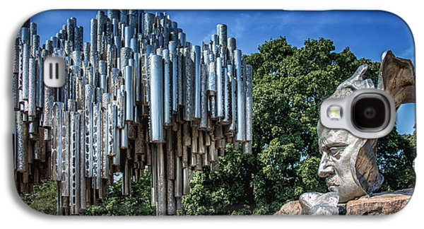 Sibelius Galaxy S4 Case by Catherine Arnas