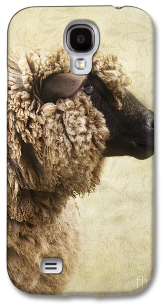 Side Face Of A Sheep Galaxy S4 Case