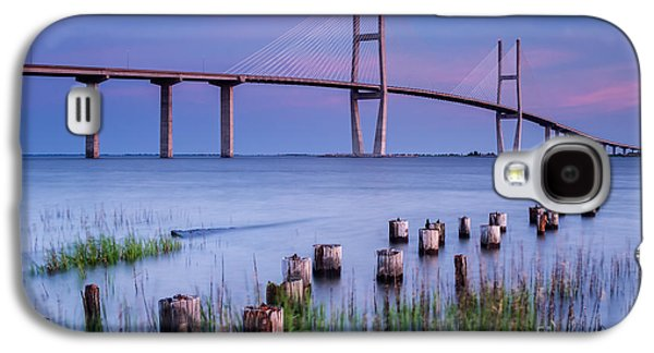 Sidney Lanier Bridge Brunswick Georgia Galaxy S4 Case