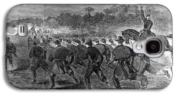 Siege Of Yorktown, 1862 Galaxy S4 Case by Granger