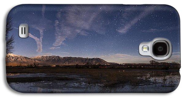 Sierra Nights Galaxy S4 Case by Cat Connor